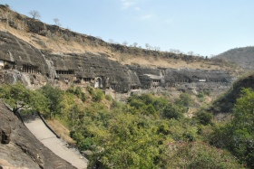 Ajanta Caves (86)