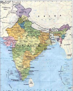 india-map
