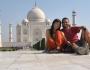 Una de les set meravelles del món: El TajMahal