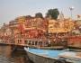 Varanasi, simbiosi de vida imort