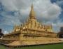 La primera posta de sol a Laos, benvinguts aVientiane
