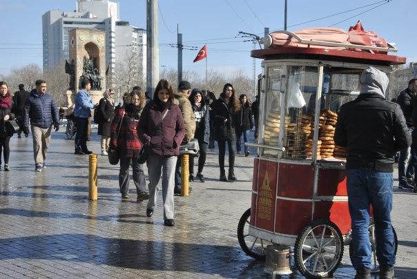 Istambul, segona vegada (3)