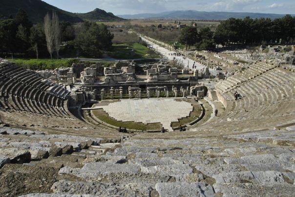 Selçuk i Ephesus (378)