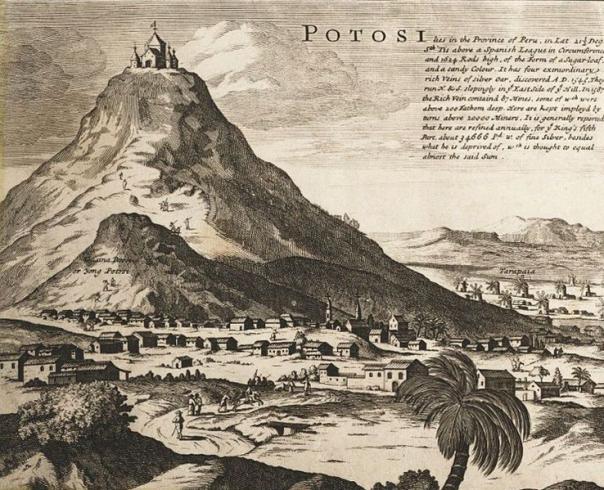 Potosi 1715