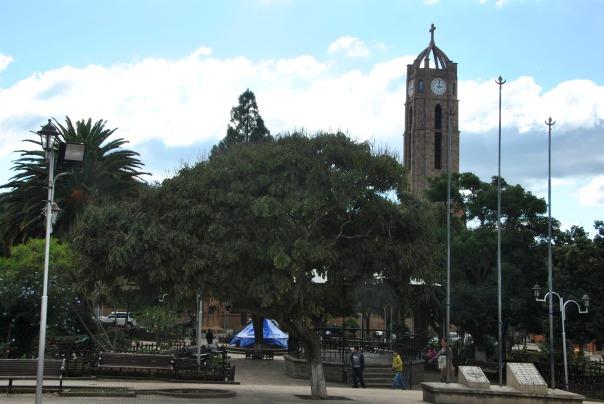 Vallegrande i La Higuera (4)