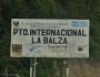 Cruzar de Perú a Ecuador por el paso de laBalza
